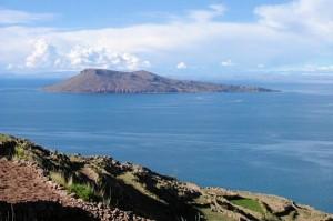 Lac Titicaca, Pérou-Bolivie