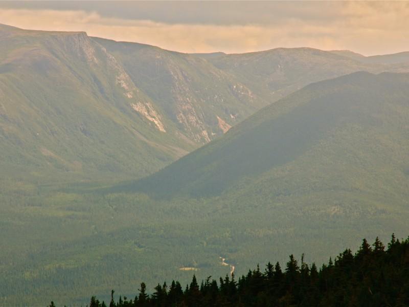 Gaspésie Mont Albert