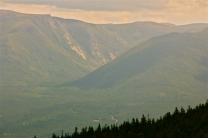 Mont Albert, Québec