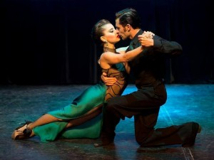 Danse du Masculin Sacré et de son Féminin Divin