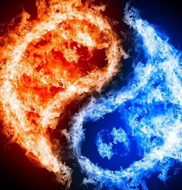 flamme-jumelle